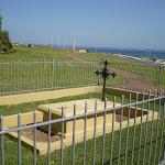 Tombstone near Bare Island of Pere Receveur (17610)
