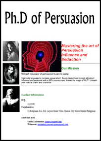 Cover of Joseph Plazo's Book Phd Of Persuasion