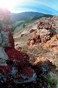 1990г. Малое море. Долина духов