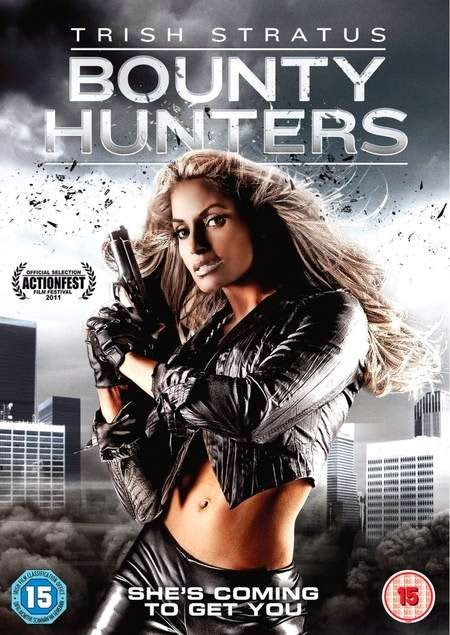 Poster Of Bounty Hunters (2011) Full Movie Hindi Dubbed Free Download Watch Online At Alldownloads4u.Com