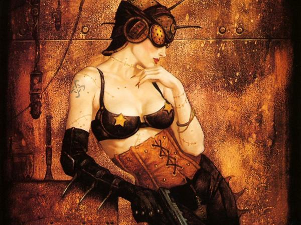 Chick Lady, Beautiful Magic Girls 2