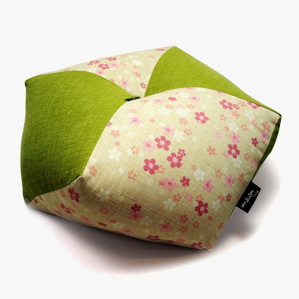 Ojami Cushion Floral Sakura