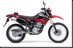 2012-Kawasaki-KLX250S-red