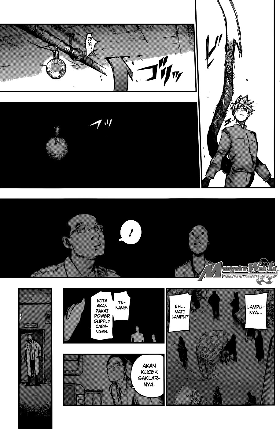 Tokyo Ghoul: Re Chapter 110-16