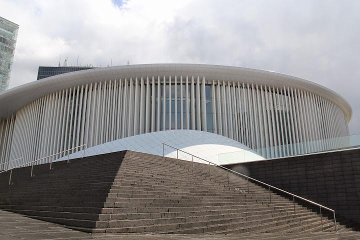 Philharmonie, Luxembourg Opera