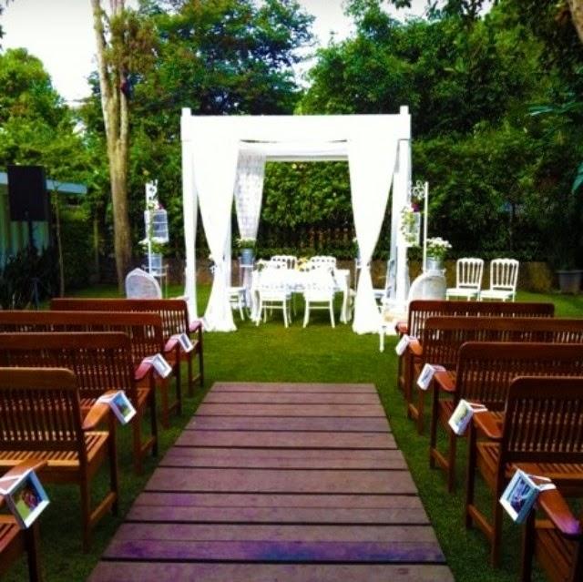 Outdoor Wedding Murah Di Bandung