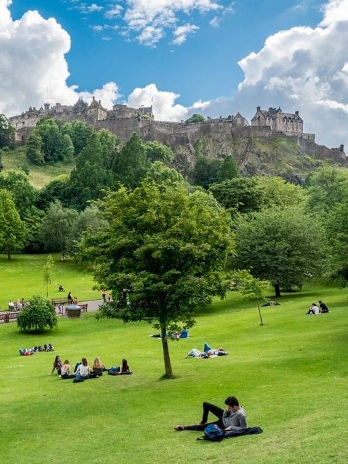 Princes St Gardens Edinburgh