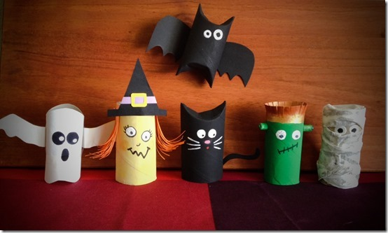 halloween manualidades rollo higienico (9)