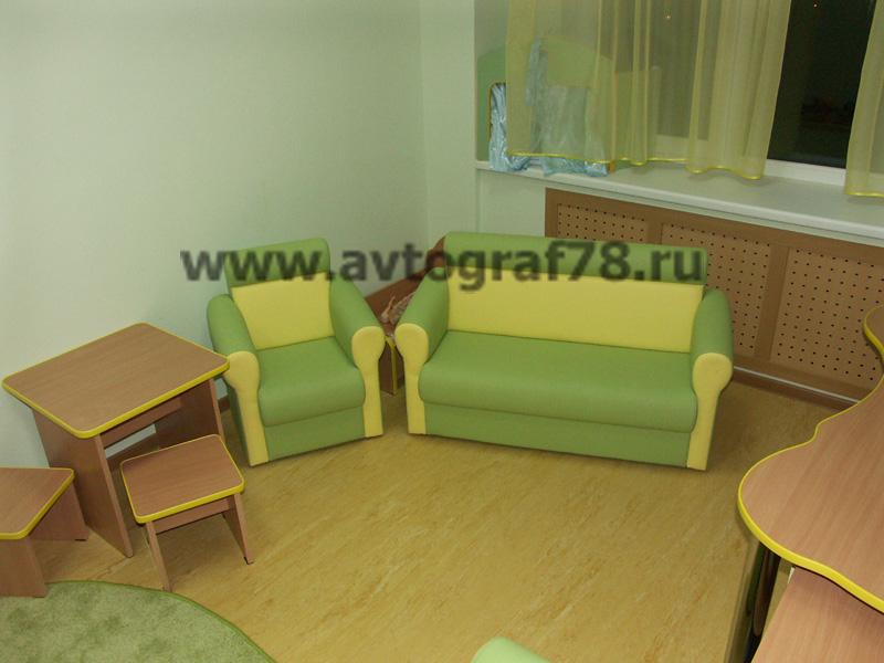 """Комплект """"Фараон"""" диван + кресло (Oregon 19-22)"""