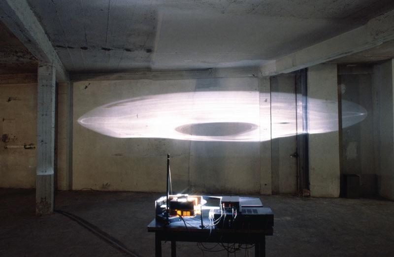 Bertrand Lamarche - Tore at Galerie Le Sous Sol, Paris © Marc Domage