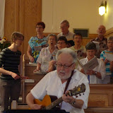 KUC Music and Service May 2013