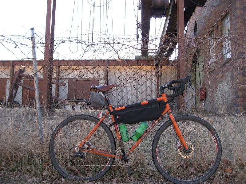 Frame Bag for Vaya- Mtbr.com