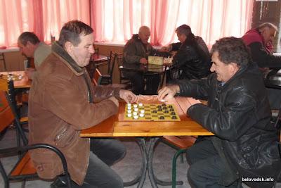 шахматно-шашечный турнир