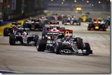 Il calendario 2017 di Formula 1