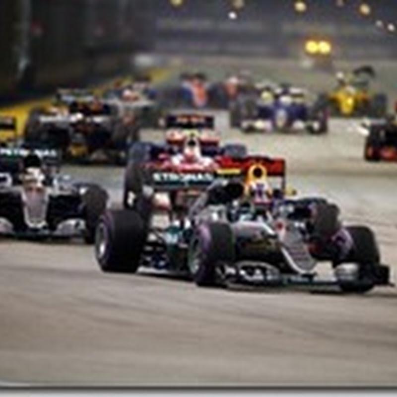 FIA dirama calendario 2017