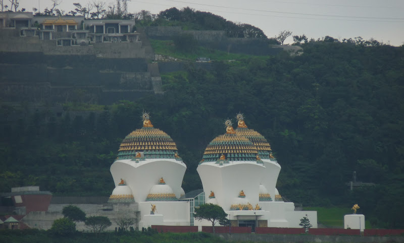 Cimetière Chin Pao Shan