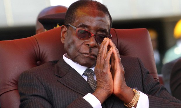 Mugabe in trouble as Mnangagwa's govt arrests allies, targets more