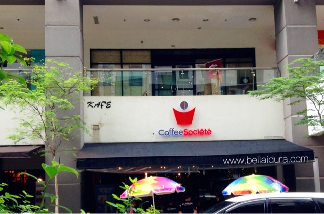 Cafe Tersedap Di Hartamas - COFFEE SOCIETE