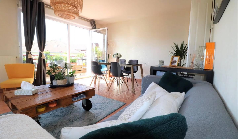 Appartement avec terrasse Meythet
