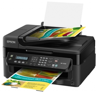 Drivers & Downloads Epson WorkForce WF-2530 printer for Windows