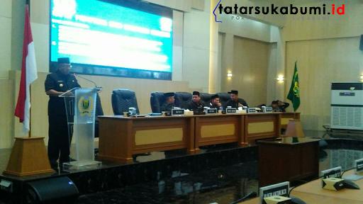Peningkatan APBD Kabupaten Sukabumi Tahun 2018 Dari 3,7 Triliun menjadi 4 Triliun