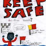 Sea safety poster - Jack