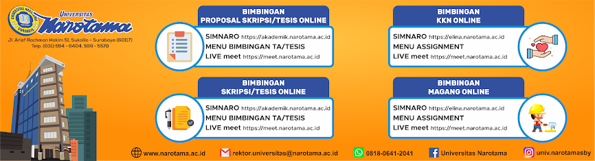 promo maba | Narotama
