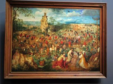 Breugal Procession to Calvary