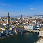 Zurich on the Limmat
