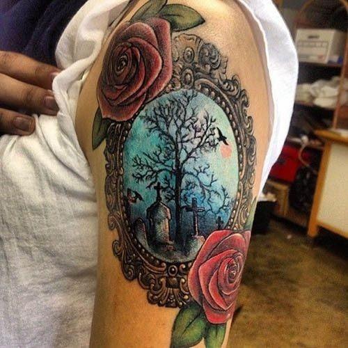 assustador_cemitrio_retrato_da_tatuagem