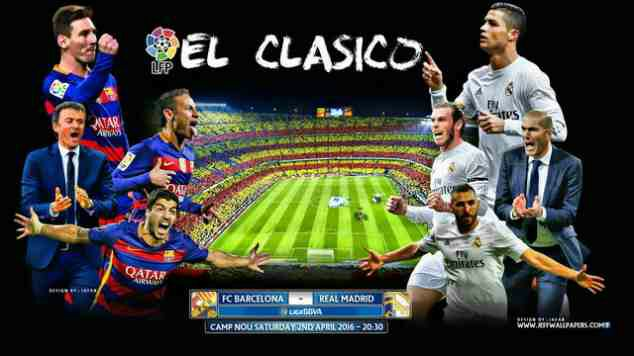 Spanish Super Cup: Barcelona vs Real Madrid Match Highlight