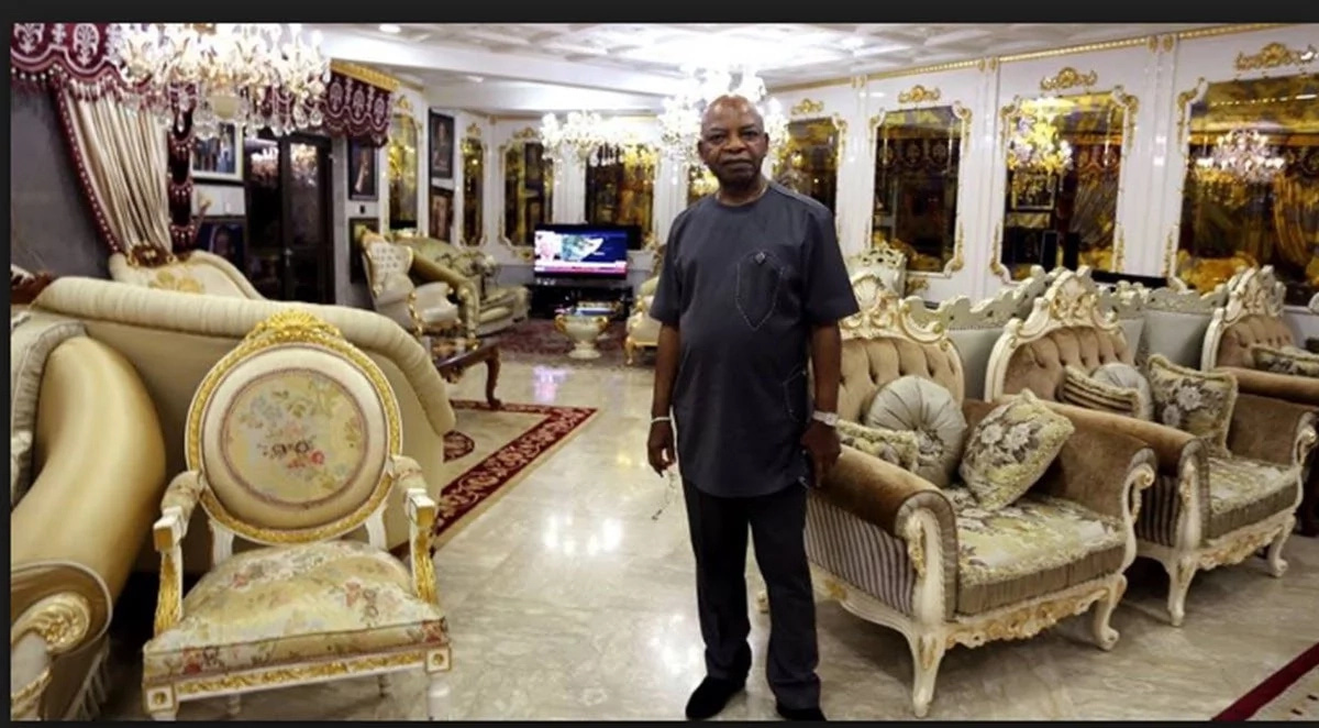 Private ✈ jets and net worth of Prince Arthur Eze - TRACK NEWS