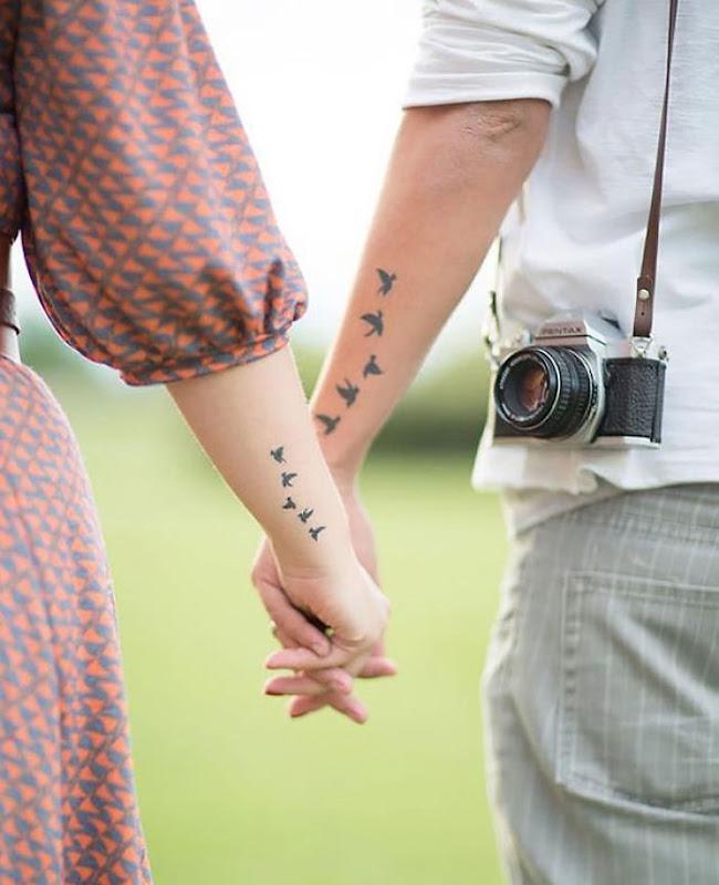 aves_casal_braço_de_tatuagem