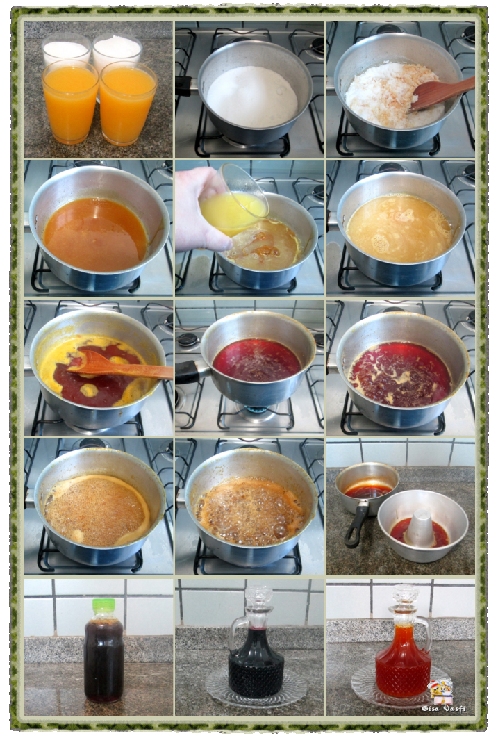 Pudim de laranja 2 5
