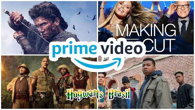 O que chega está semana no Amazon Prime Video (12 a 18 de Julho)