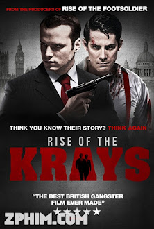 Tội Ác Trỗi Dậy - The Rise of the Krays (2015) Poster