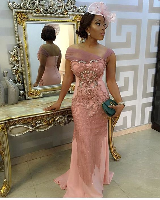 Latest African Wedding Guest Dress Styles Latest African