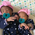 Ex-Edo state governor, Lucky Igbinedion's daughter, Ehi and her husband welcome a set of twins!
