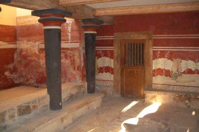 Arheoloska nalazista na Kritu