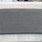 Assemblée nationale : Cour d'honneur, préambule de lz Déclaration des droits de l'homme et du citoyen