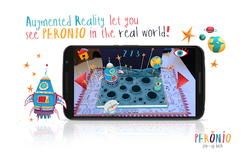 Peronio Pop-up Book- screenshot thumbnail