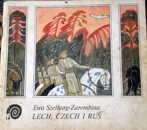 Lech, Czech i Rus