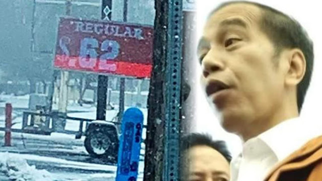Sudah 30 Hari Dijanjikan Jokowi tapi Harga BBM Belum Turun, Harusnya Rp5.000-an