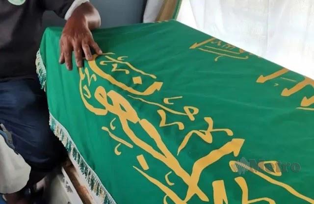 Anak Safura meninggal dunia