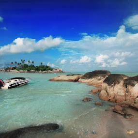 Parai Beach by Ifan Deviandri - Landscapes Waterscapes