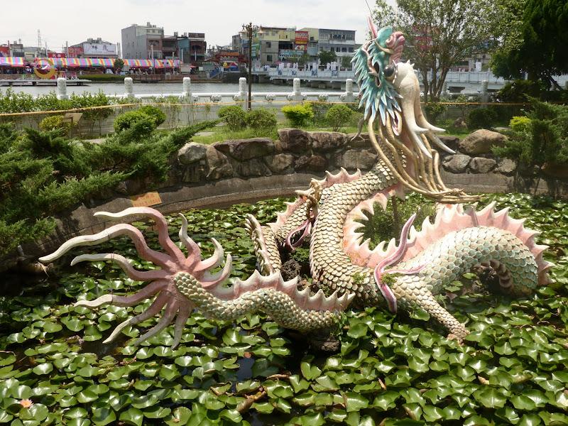 Dragon boat festival à Longtan ( Taoyuan) - dragonboat%2B109.JPG