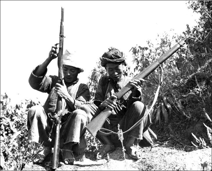 Birmânia - Segunda Guerra Mundial