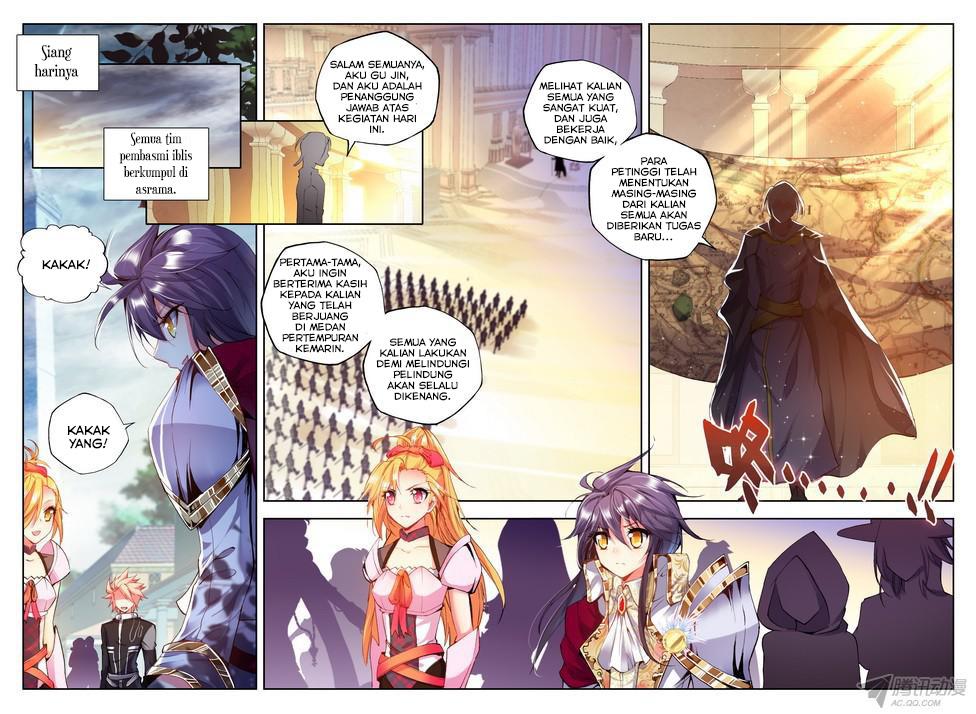 Baca Manga Shen Yin Wang Zuo Chapter 96 Komik Station