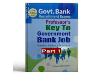 Professor's Key To Government Bank Job - PDF ফাইল