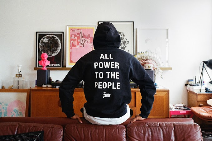 ALL POWER TO THE PEOPLE - PARRA